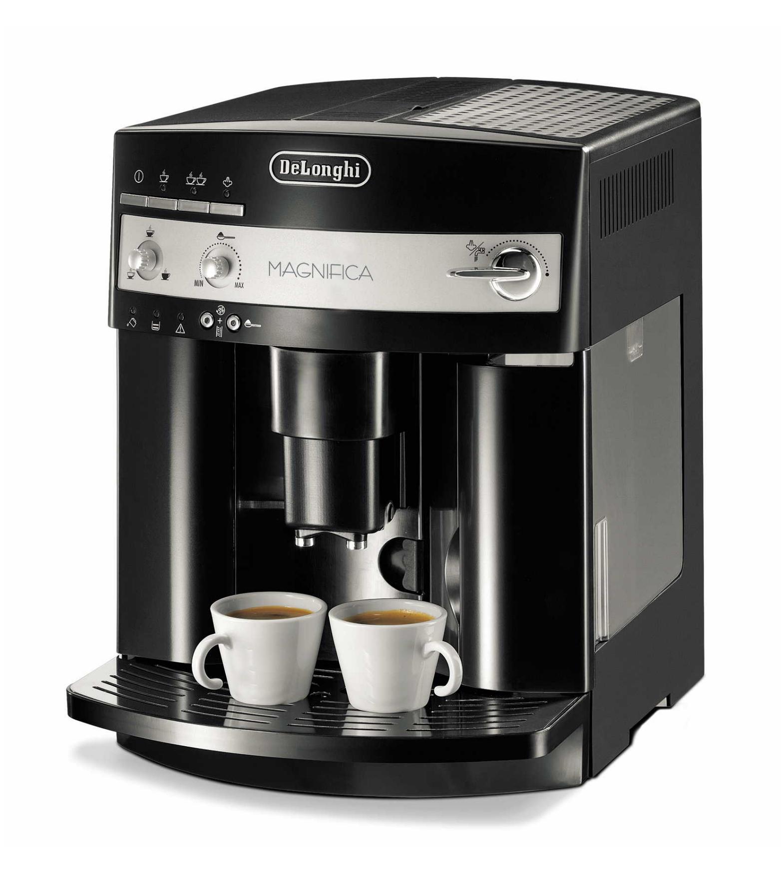 delonghi magnifica s cappuccino manual